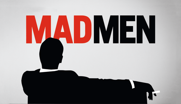 PTC | Watching Netflix for research purposes: Mad Men